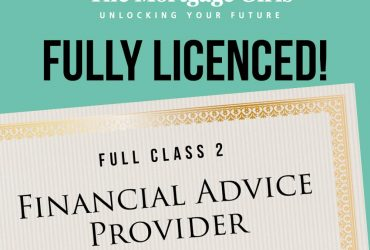 The Mortgage Girls in the first 5% to receive their Full Class 2 Financial Advice Provider Licence